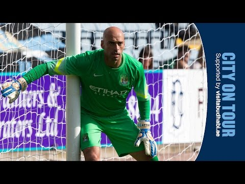 Minute - Subscribe for FREE and never miss another Man City video. http://www.youtube.com/subscription_center?add_user=mcfcofficial Register with City to receive even more official content and exclusive...