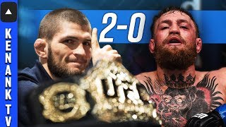 Video How Khabib GENIUSLY has BEATEN Conor AGAIN without REMATCH!? | UFC 229: Full Post Fight Breakdown! MP3, 3GP, MP4, WEBM, AVI, FLV Oktober 2018
