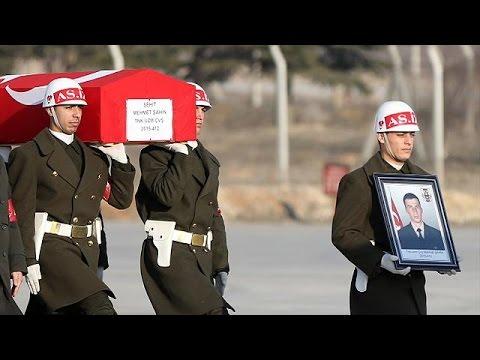Ρωσία: Η έλλειψη συντονισμού ευθύνεται για τον θάνατο των τριών Τούρκων στρατιωτιών στο Αλ Μπαμπ.