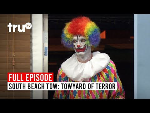 South Beach Tow | Season 7: Towyard of Terror | Watch the Full Episode | truTV