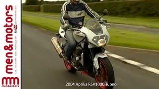9. 2004 Aprilia RSV1000 Tuono