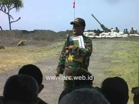 Berita Video : TNI AD Kembali Uji Coba Meriam KH-178