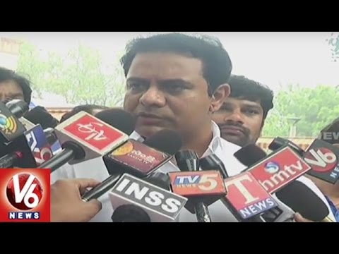 IT Minister KTR Speaks On Telangana Assembly Seats Hike