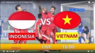 Video [LIVE FINAL] INDONESIA U16 vs VIETNAM U16 MP3, 3GP, MP4, WEBM, AVI, FLV Juni 2018