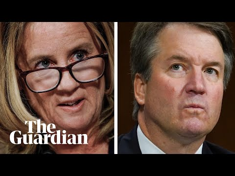 Key Moments From The Ford And Kavanaugh Hearings