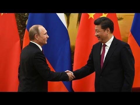 Ρωσία – Κίνα: Η επιβεβαίωση μιας στενής φιλίας