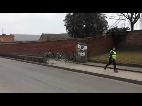 Wideo1: Bieg z klekotami w Bukówcu Górnym