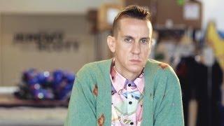 Jeremy Scott Celebrity Fashion Designer  BehindTheSeams