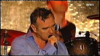 Morrissey - Girfriend in a Coma (live)