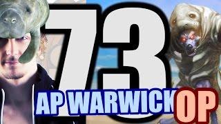 Xem thánh Siv HD cầm Warwick full AP đi Mid hành team bạn