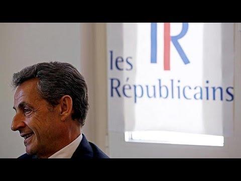 Γαλλία: Ανακοίνωσε υποψηφιότητα ο Νικολά Σαρκοζί