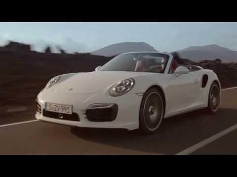0 2014 Porsche 911 Turbo and Turbo S Cabriolet