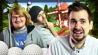 NOT THAT HOLE | Golf With Your Friends