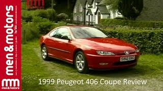 Download Lagu 1999 Peugeot 406 Coupe Review - Richard Hammond Mp3
