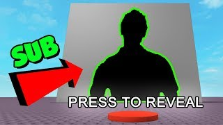 SUB FACE REVEAL OBBY IN ROBLOX!?