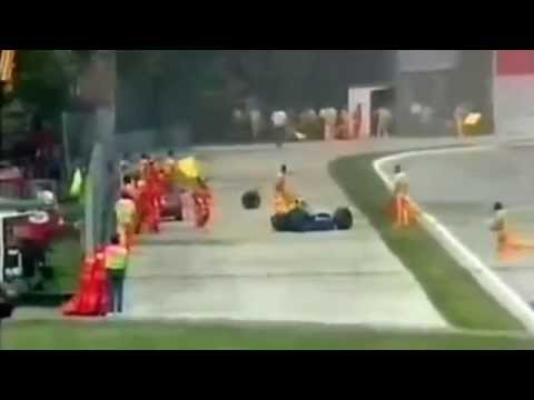 Senna, Le Crash à Imola
