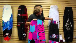 Liquid Force Luna Wakeboard Women's 2011