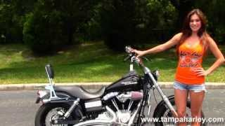 9. Used 2009 Harley-Davidson FXDB Dyna Street Bob Motorcycles for Sale