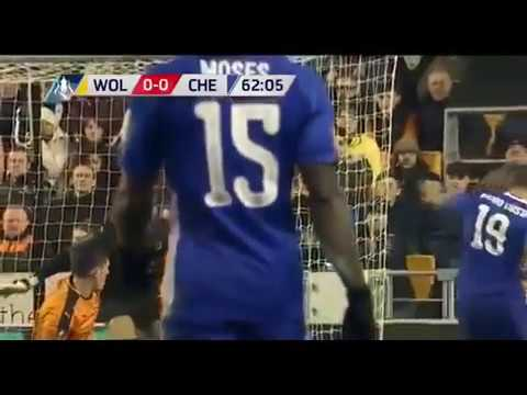 Wolves vs Chelsea 0 2 ● All Goals & Highlights ● FA Cup ● 18 02 2017 HD