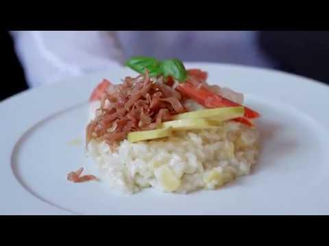 Chef Cristian Bertol - I Love Italian Food Live at Vinitaly and the City 2017