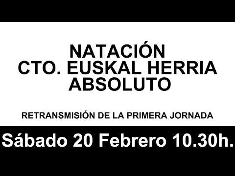 Campeonato Euskal Herria Absoluto primera jornada