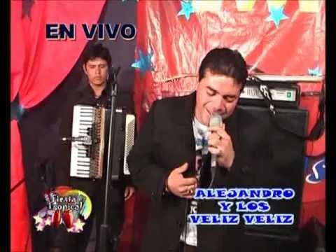 Alejandro y Los Veliz Veliz - En Vivo en Fiesta Tropical (2/4) -