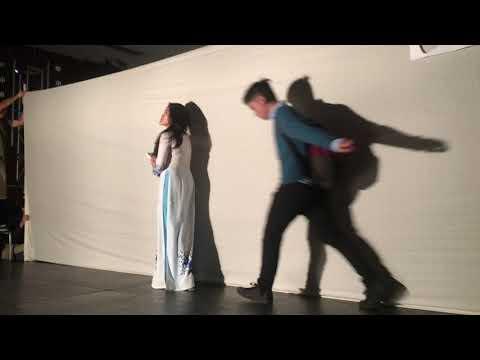 VSA Shadow Dance 2018 (behind the scenes)