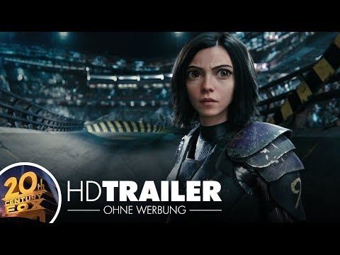 Alita: Battle Angel | Offizieller Trailer 3