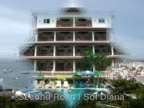 Diana Inn Hotel in Pattaya