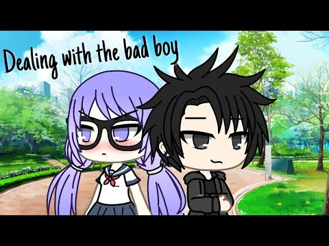 Dealing With The Bad Boy (Ep.1) | Gachaverse
