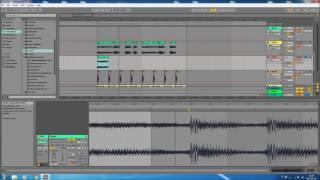 Daft Punk - Phoenix // Remake in Ableton Live [sample]
