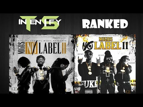 "Worst to Best - Migos ""No Label 2"" Ranked"