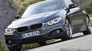BMW Concept 4 Series Coupe ENGLISH VERSION