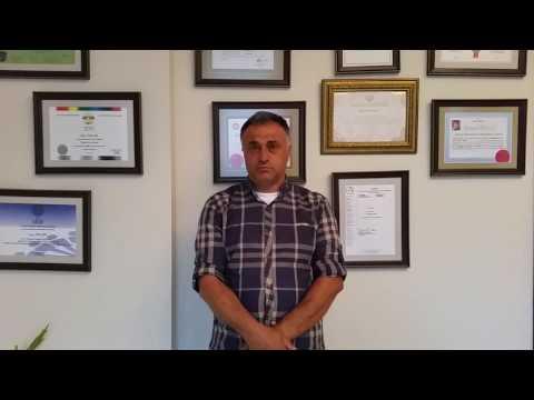 Şener Sayılıkan - Boyun Fıtığı Hastası - Prof. Dr. Orhan Şen