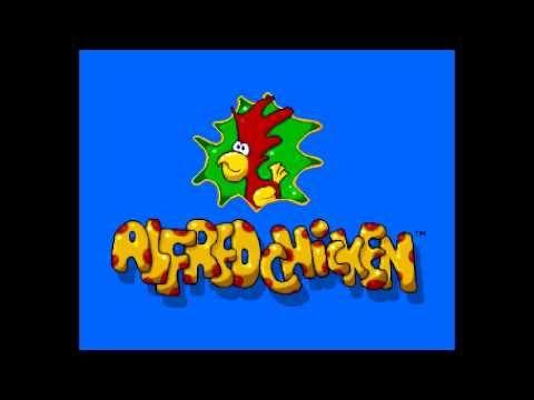 Alfred Chicken Amiga