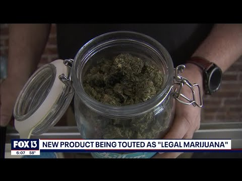 Delta 8 THC: The 'legal' version of marijuana