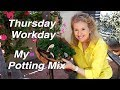 How I Make My Potting Mix | Thursday Workday | VlogHow I Make My Potting Mix | Thursday Workday | Vlog<media:title />