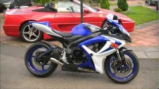7. Now Sold! Suzuki GSXR 600, Gixer, 2006 Model