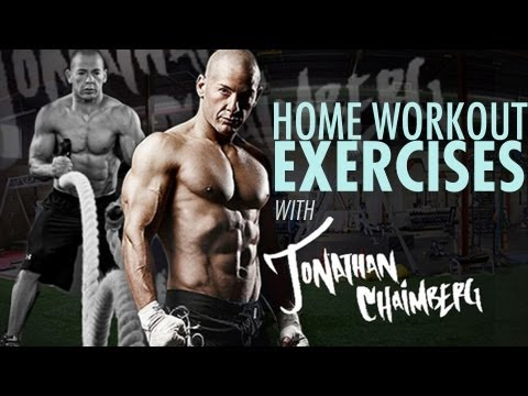 The Best Home Workout On The Planet