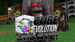 Minecraft Cube Evolution: Updates&Stuff