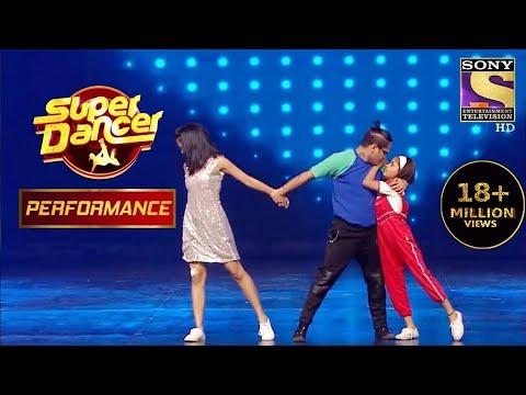 Contestants ने किया 'Kuch Kuch Hota Hai' Movie को Recreate | Super Dancer Chapter 1