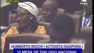 VI Mesa de Diálogo Nacional, Sesión II, día 20 de julio de 2018