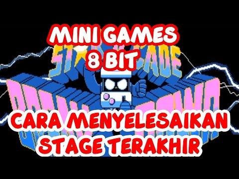 MINI GAME 8-BIT SELESAI SAMPAI STAGE 3
