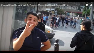 Download Video England Fans Attacked By Russian, Marseilles Ultras & Police (2016) MP3 3GP MP4