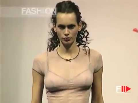 BLUMARINE Underwear Fall 2000 2001 1 Of 2 Milan - Fashion Channel