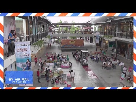 CentralFestival Samui Shopping Mall at Chaweng Beach Koh Samui, Thailand – Chaweng Beach Road