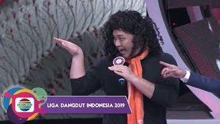 Video GOKIL ABEESSH! Ari Tulodong Lentur Ajari Linda Menari - LIDA 2019 MP3, 3GP, MP4, WEBM, AVI, FLV September 2019