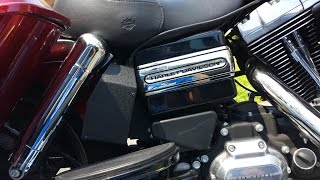 7. Cruise Control Install on 2012 Dyna Switchback FLD