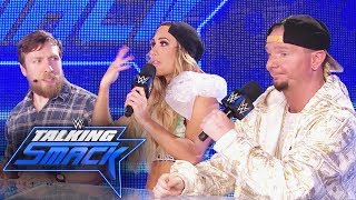 Nonton Will Ellsworth Be Able To Interfere In Next Week S Ladder Match   Wwe Talking Smack  June 20  2017 Film Subtitle Indonesia Streaming Movie Download