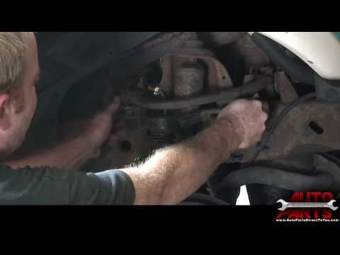 1997 Ford Explorer Control Arm Part 1: Upper Control Arm